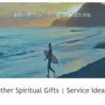 3 Other Spiritual Gift Service Ideas