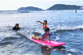 Oceans Edge Surf Club Jaco Costa Rica